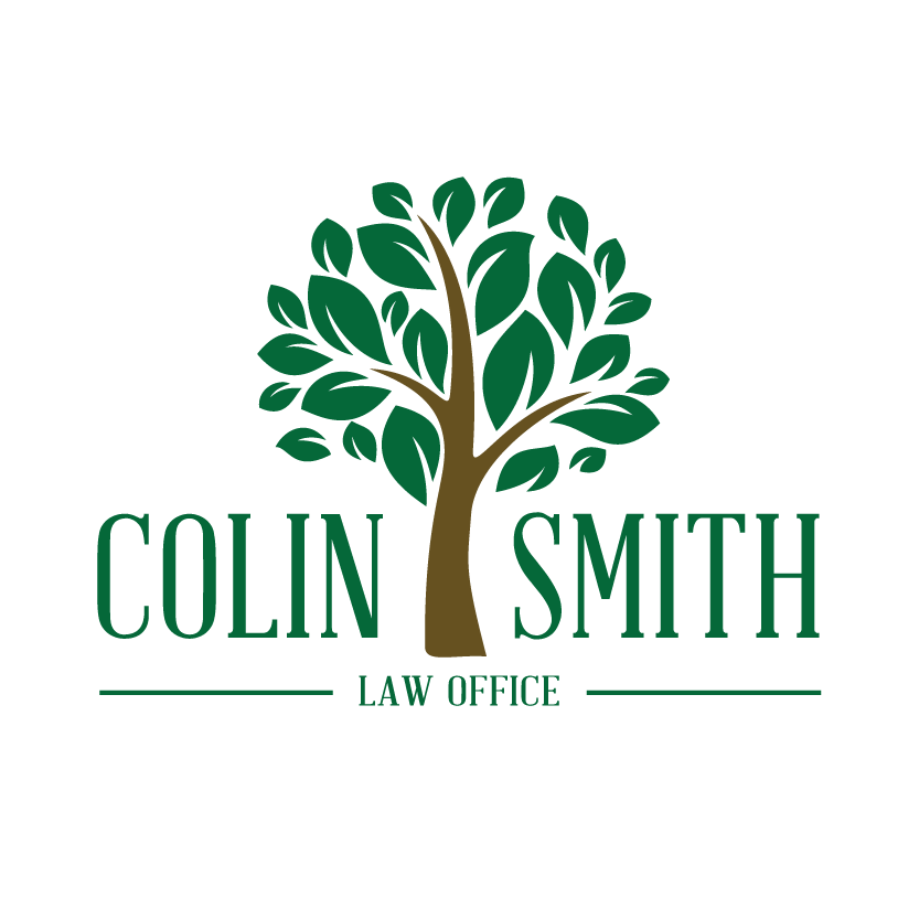 Home page link: Colin T. Smith company logo